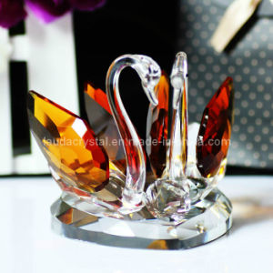 Decoration Gift of Crystal Swan (LDC-311)