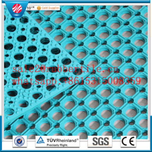Multipurpose Rubber Anti-Fatigue and Anti-Slip Mat for Gateways, Walkways pictures & photos