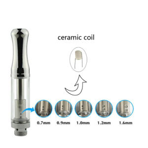 Glass Cbd Oil Cartridge/Thc Oil Vape Pen/ CO2 Cartridge pictures & photos