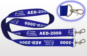 Double Ended Lanyard, Exhibition Lanyard pictures & photos