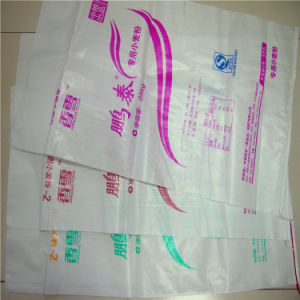 Wheat Flour Packaging Woven Bag pictures & photos