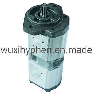 Hydraulic Pump (Tandem pump) pictures & photos