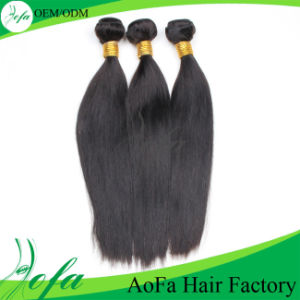 Hot Selling 100% Brazilian Virgin Hair for Straight pictures & photos