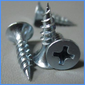 Fiber Cement Board Use Self Drilling Screws pictures & photos