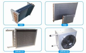 Best Selling Copper Water to Air Evaporator pictures & photos