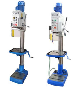 Geared Drilling Machine with CE Approved (Gear Driling Machine Z5025) pictures & photos