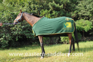 """New Horse COB Pony Show Travel Fleece Rug 3′6-7′0"""" Stable Cooler Choice of Color (NEW-03) pictures & photos"""