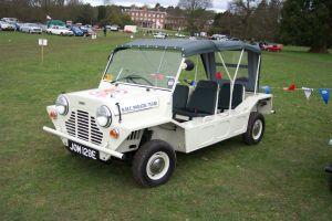 2-4 Seats Gasoline Mini Moke Car pictures & photos