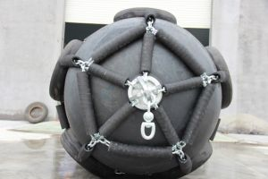 Molded Ship Rubber Fender (yokohama type) pictures & photos