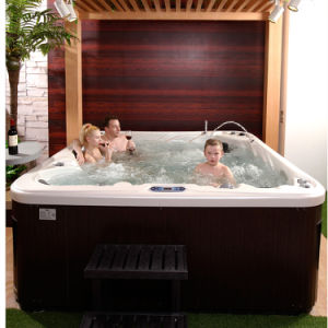 Good Outdoor Hot Tub SPA Jacuzzi with Balboa Control System pictures & photos
