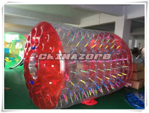 Amazing Colorful Glow Aqua Roller Zorbing Ball with Authentic Quality pictures & photos