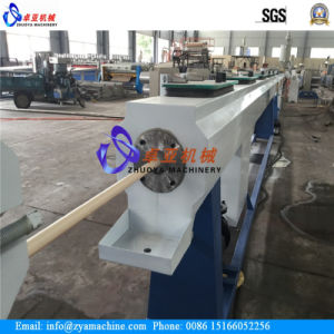 PPR Hot/Cold Water Pipe Production Line/Extrusion Line pictures & photos