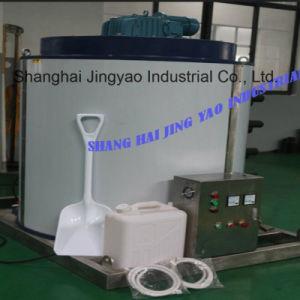 Top Ice Flake Machine Evaporator Drum Salt Water Ice Machine pictures & photos