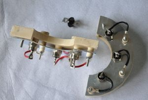 Brushless Generator Parts Bridge Rectifier Diode 374/70A