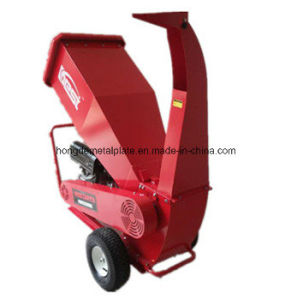 15HP Wood Chipper Shredder Gasoline Powered pictures & photos