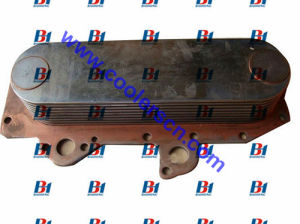 Oil Cooler Core Engine Part for Caterpillar C7