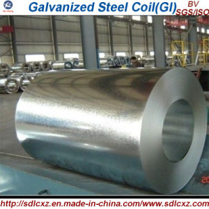 Regular Spangle Cold Rolled Galvanized Steel Coil pictures & photos