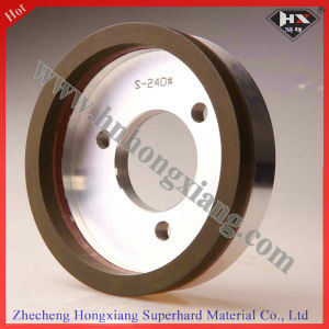 Resin Bond Diamond Grinding Wheel for Glass pictures & photos