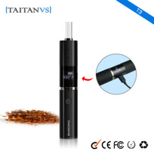 Pure Taste 1200mAh E Cigarette Vapor Dry Herb Vaporizer Weed pictures & photos