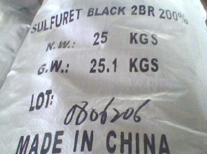 Popular Product, Sulphur Black Br, pictures & photos