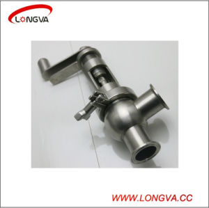 316L Stainless Steel Sanitary Safety Relief Valve pictures & photos