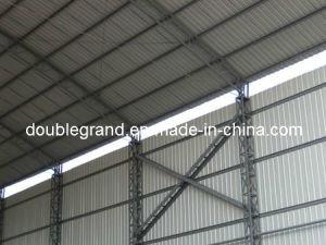 EPS Sandwich Panel Steel Structure Workshop (DG2-053) pictures & photos