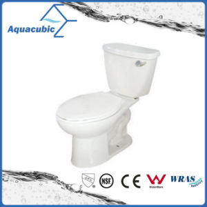 Siphonic 1.28gpf Single Flush Two Piece Elongated Toilet (ACT9059) pictures & photos