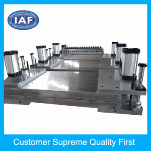 Custom Extrusion Hollow Sheet Product Extrusion Mold pictures & photos
