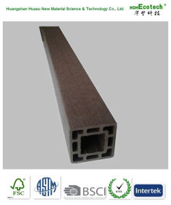 Wood Plastic Composit Railing/WPC Fence /WPC Handrail /WPC Post/Wood Plastic Post pictures & photos