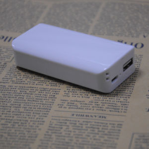 3000mAh Power Bank 5V DC 1A Input for Sale pictures & photos