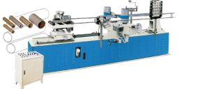 Yj-150 Hydraulic Core Winding Machine Tissue Paper Finish Machine pictures & photos