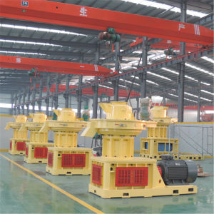 1.5t Die Vertical Dobule Sizes Grass Wood Sawdust Alfalfa Bamboo Pellet Mill Plant Machinery Price pictures & photos