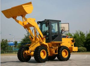 Wheel Loader with 0.8 Cbm Bucket Capacity pictures & photos