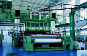 3.2m Doulble Beam Production Line for PP Non Woven Machine pictures & photos