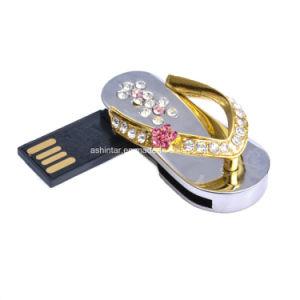 USB3.0 Mini Waterproof USB Memory Stick Metal Slipper USB Pendrive pictures & photos