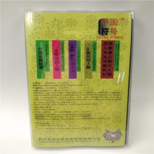 New Custom Human Shape Soft PVC Decoration Fridge Magnets pictures & photos
