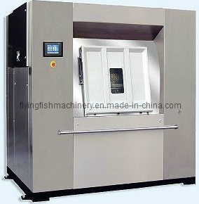 50kg to 100kg Industrial Use Barrier Washer Extractor (GL) pictures & photos