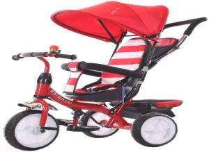 Cheap Baby Tricycle Kids Tricycle with EVA Tire and Rotary Seat pictures & photos