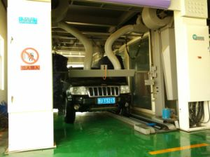 Automatic Conveyorized Car Wash Machine / Car Washer pictures & photos