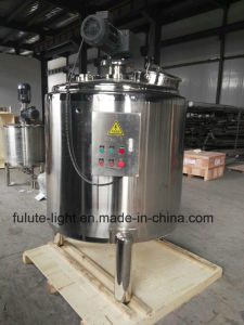 Stainless Steel Liquid Detergent Mixing Tank pictures & photos