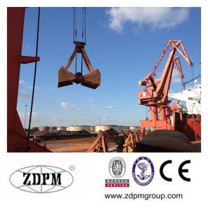Harbor Single Jib Portal Crane for Barge Handling