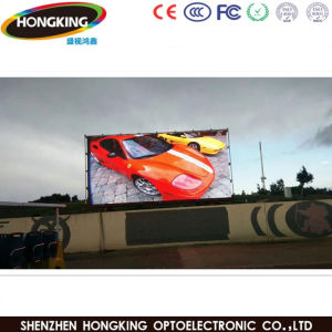 High Brightness P8 Outdoor Full Color LED Display Video Wall pictures & photos