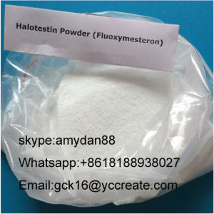 High Quality Steriod powder Fluoxymesteron Halotestin(CAS: 76-43-7) for Bodybuilding pictures & photos