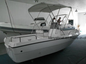 Liya 5m Offshore Fiberglass Panga Boat Manufacturers pictures & photos
