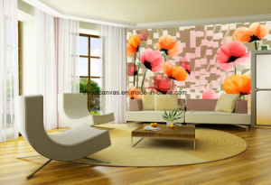 Factory Price Custom Printable Non Woven Wallpaper pictures & photos