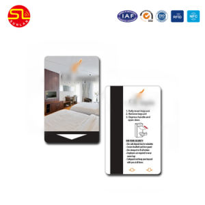 RFID Access Control Card with Magnetic Stripe pictures & photos