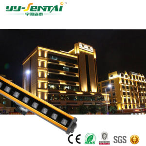 Popular 36W RGB/Single Color Waterproof LED Wall Washer Light pictures & photos