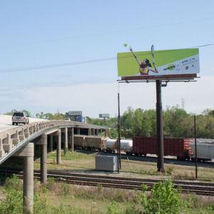 Highway Custom Outdoor Unipole Advertising Billboard pictures & photos