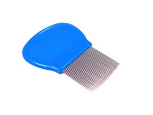 Lice Comb with Plastic Handle, Head Lice Comb pictures & photos
