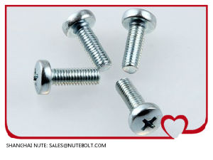 Cross Recessed Round Head Screws (DIN 7985-1990) Stainless Steel 304 316 pictures & photos